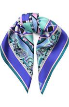 Emilio Pucci | Шелковый платок с принтом Emilio Pucci | Clouty