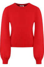 Chloé | Кашемировый пуловер с круглым вырезом Chloe | Clouty