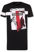 Religion | Хлопковая футболка с принтом Religion | Clouty
