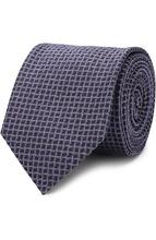 HUGO | Шелковый галстук с узором HUGO | Clouty