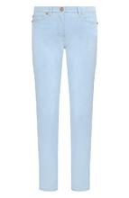 Versace | Однотонные джинсы прямого кроя Versace | Clouty