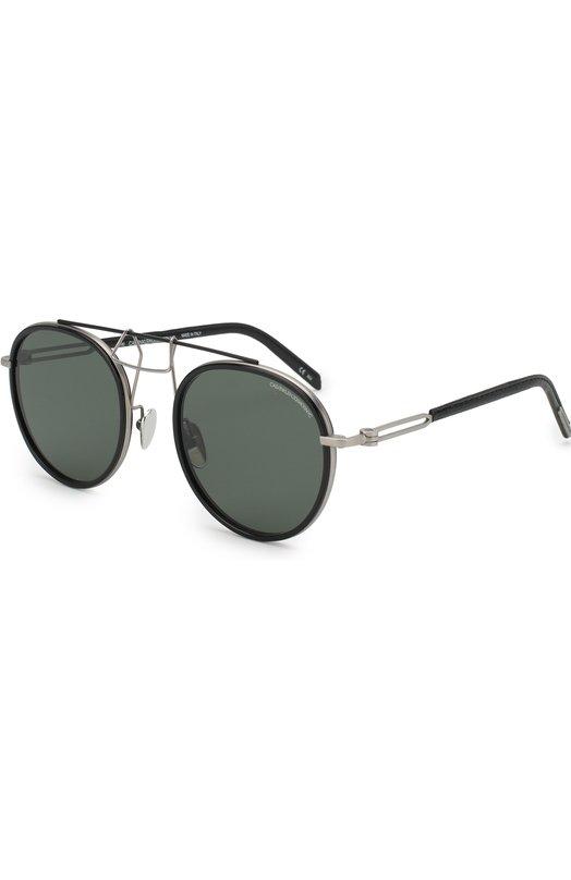 25d83ab66c06 Calvin Klein   Черный Солнцезащитные очки CALVIN KLEIN 205W39NYC   Clouty  ...
