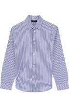 Dal Lago | Хлопковая рубашка с воротником кент Dal Lago | Clouty