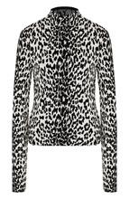 GIVENCHY | Пуловер из смеси шерсти и вискозы с воротником-стойкой Givenchy | Clouty