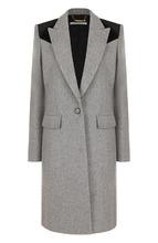 GIVENCHY | Шерстяное пальто прямого кроя Givenchy | Clouty