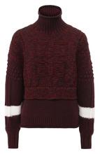 GIVENCHY | Шерстяной пуловер с высоким воротником Givenchy | Clouty