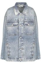 Maison Margiela | Джинсовая куртка свободного кроя с потертостями Maison Margiela | Clouty