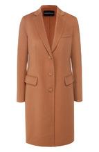 Emporio Armani | Кашемировое пальто с отложным воротником Emporio Armani | Clouty