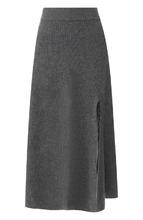 Altuzarra | Кашемировая юбка с высоким разрезом Altuzarra | Clouty