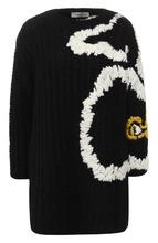 VALENTINO | Шерстяной пуловер с декоративной вышивкой Valentino | Clouty