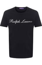 Ralph Lauren | Хлопковая футболка с логотипом бренда Ralph Lauren | Clouty