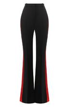 Alexander McQueen | Расклешенные брюки с контрастными лампасами Alexander McQueen | Clouty