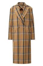 Stella McCartney | Двубортное шерстяное пальто Stella McCartney | Clouty