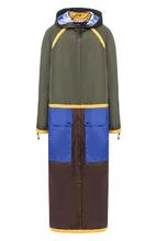 Marni | Пальто с капюшоном и накладными карманами Marni | Clouty