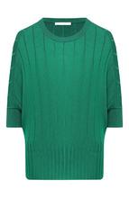 BOSS | Однотонный пуловер из смеси шерсти и вискозы BOSS | Clouty