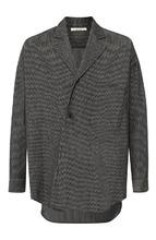 Damir Doma | Рубашка из смеси хлопка и шерсти свободного кроя Damir Doma | Clouty