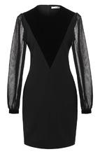GIVENCHY | Приталенное мини-платье из шерсти Givenchy | Clouty