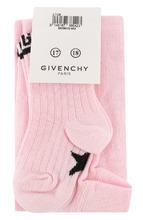 GIVENCHY | Хлопковые колготы с контрастной отделкой Givenchy | Clouty
