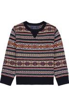 POLO RALPH LAUREN | Пуловер из смеси шерсти и кашемира Polo Ralph Lauren | Clouty