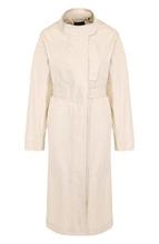 Isabel Marant | Хлопковое пальто с поясом и воротником-стойкой Isabel Marant | Clouty