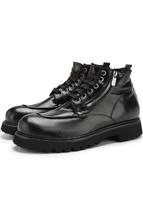 Rocco P.   Кожаные ботинки на шнуровке Rocco P.   Clouty
