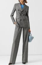 DSQUARED2 | Шерстяной костюм с двубортным жакетом Dsquared2 | Clouty