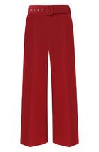 BOSS | Укороченные брюки с поясом BOSS | Clouty