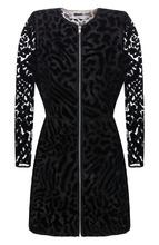 GIVENCHY | Приталенное мини-платье на молнии Givenchy | Clouty