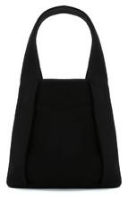 YOHJI YAMAMOTO | Сумка из текстиля с логотипом бренда Yohji Yamamoto | Clouty