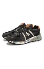 Premiata | Комбинированные кроссовки Mase на шнуровке Premiata | Clouty