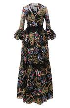Diane Von Furstenberg | Платье-макси с принтом Diane Von Furstenberg | Clouty