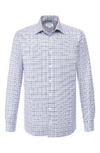 Eton | Хлопковая сорочка с воротником кент Eton | Clouty