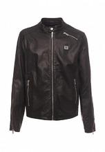 Armani Junior | Куртка кожаная | Clouty