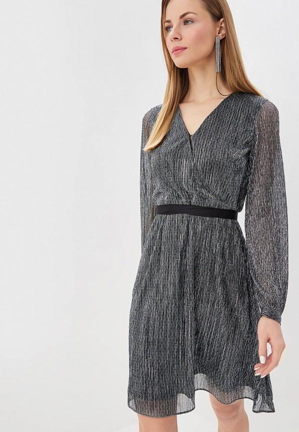 Banana Republic | серебряный Платье | Clouty