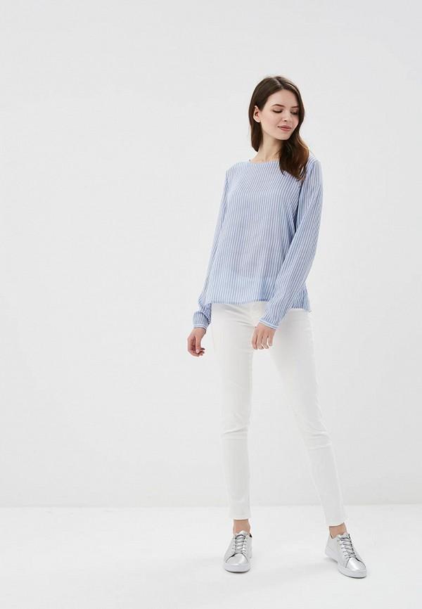 Blend She | голубой Блуза | Clouty
