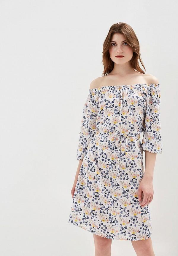 Blend She   белый Платье   Clouty