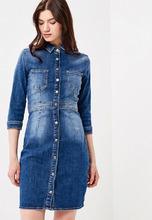 Blend She | Платье джинсовое | Clouty