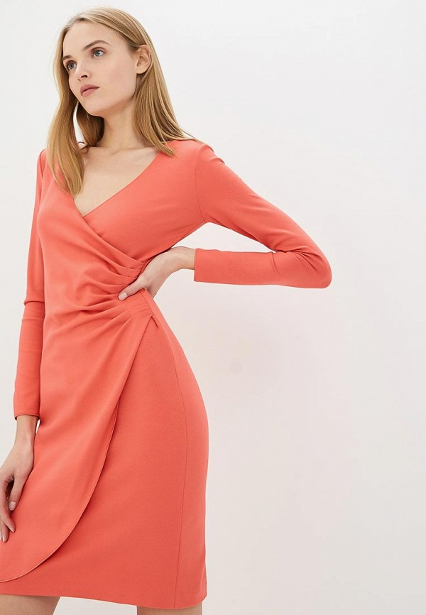 Emporio Armani | коралловый Платье | Clouty