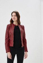 Fascinate | Куртка кожаная | Clouty