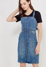 Free People | Платье джинсовое | Clouty