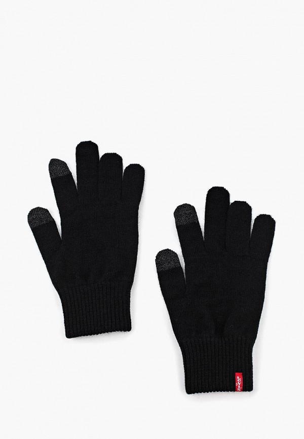 Levi's | черный Перчатки | Clouty