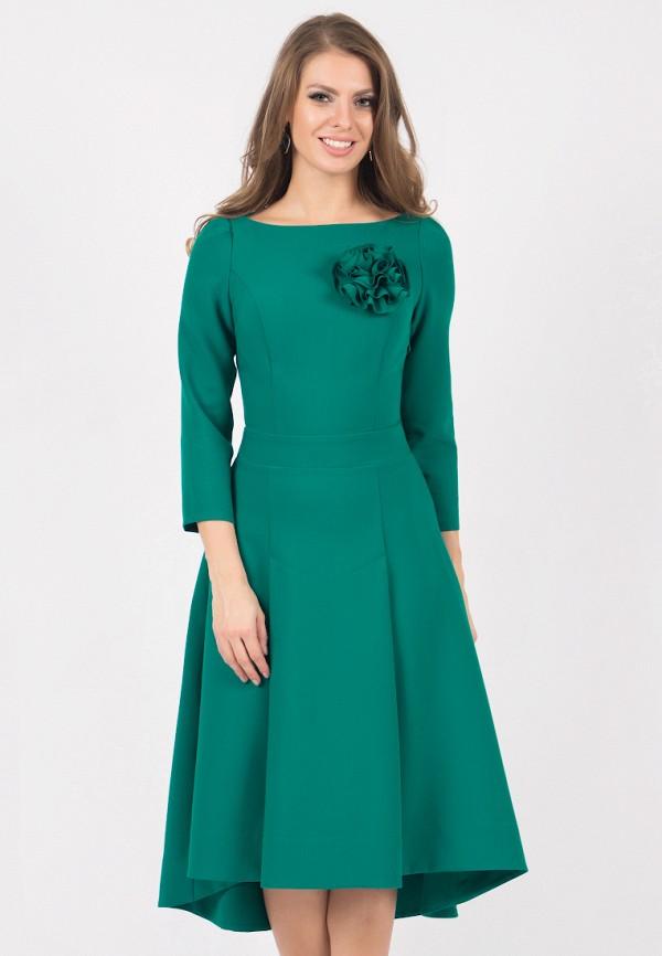 Olivegrey | зеленый Платье | Clouty