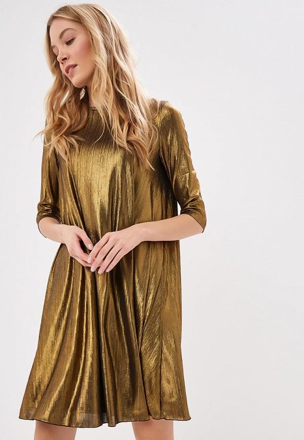 Tantino | золотой Платье | Clouty