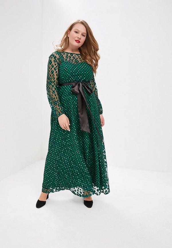 Svesta   зеленый Платье   Clouty