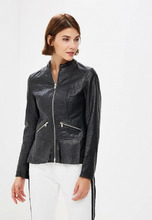 Ne.Ra Collezioni | Куртка кожаная | Clouty