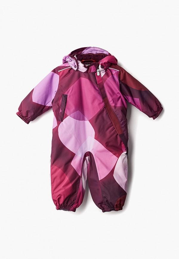 Reima | фиолетовый Комбинезон утепленный | Clouty