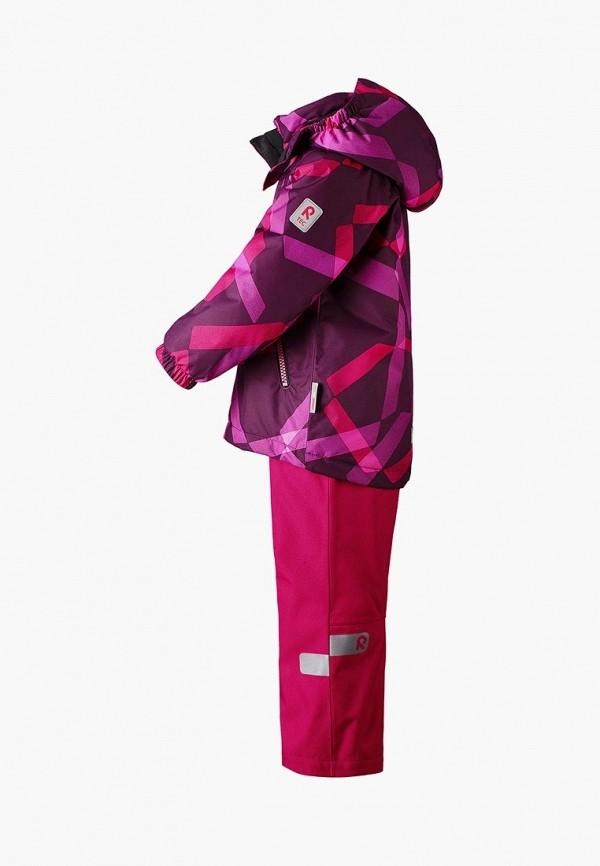 Reima | розовый Костюм утепленный | Clouty