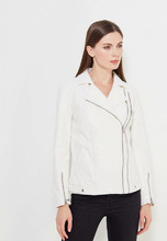 Sisley   Куртка кожаная   Clouty