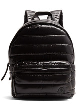 MONCLER | Moncler - Fuji Quilted Backpack - Mens - Black | Clouty