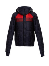 Lndr - Winter Breaker Quilted Performance Jacket - Womens - Navy Multi | Clouty